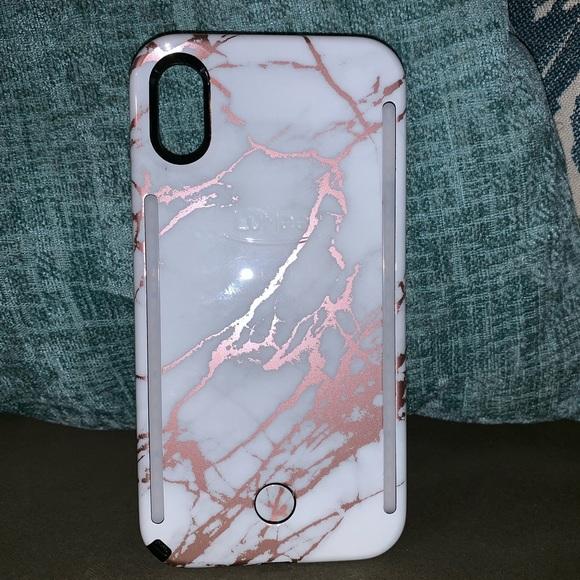 super popular d1cb9 bfd51 LuMee Case iPhone XR